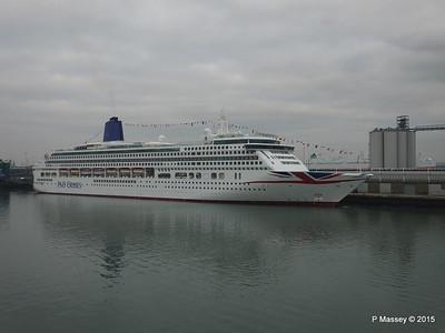 4 Jan 2015 AURORA Alongside & later Sailing