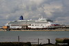 AURORA Departing over Husbands Jetty Southampton PDM 05-08-2016 17-54-52