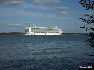 AZURA Departing Southampton PDM 31-08-2014 17-12-00