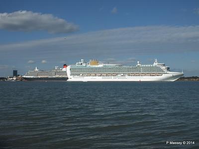 AZURA Departing Southampton PDM 31-08-2014 17-09-34