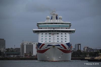 BRITANNIA Departing Southampton PDM 20-08-2016 19-14-051