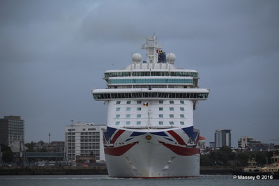 BRITANNIA Departing Southampton PDM 20-08-2016 19-14-048