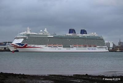 BRITANNIA Departing Southampton PDM 20-08-2016 19-06-38