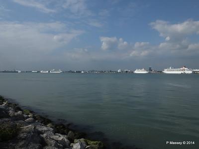 6 Cruise Ships Southampton PDM 17-05-2014 16-22-44