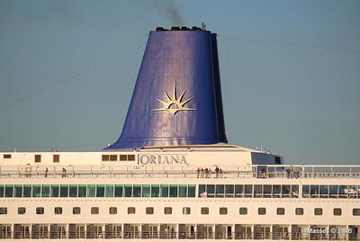 ORIANA Departing Southampton PDM 03-10-2016 17-34-39