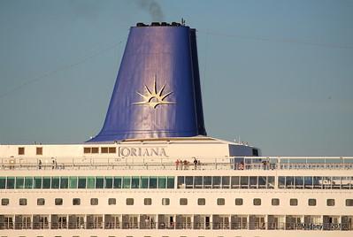 ORIANA Departing Southampton PDM 03-10-2016 17-34-38