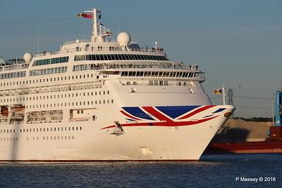 ORIANA Departing Southampton PDM 03-10-2016 17-32-11