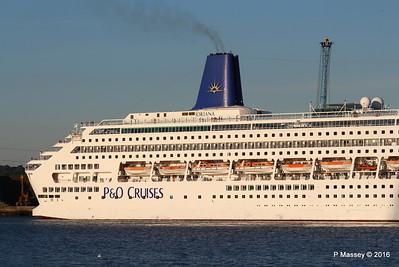 ORIANA Departing Southampton PDM 03-10-2016 17-33-40