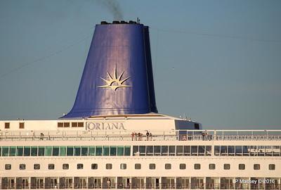ORIANA Departing Southampton PDM 03-10-2016 17-34-36