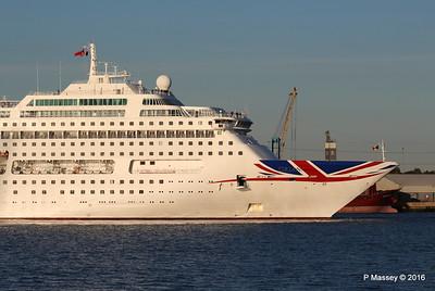ORIANA Departing Southampton PDM 03-10-2016 17-34-18