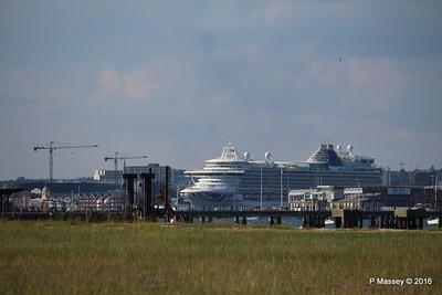 VENTURA over Solent Refit Southampton PDM 22-07-2016 18-25-51