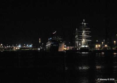 AMADEA LORD NELSON TENACIOUS Night Southampton PDM 10-10-2008 19-46-56