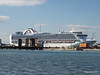 CROWN PRINCESS over Husbands Jetty PDM 29-06-2013 17-35-51