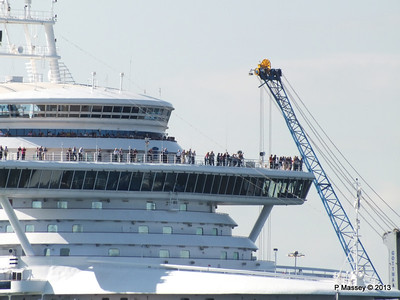 CROWN PRINCESS over Husbands Jetty PDM 29-06-2013 17-34-09