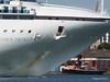 CROWN PRINCESS Departing Southampton PDM 29-06-2013 17-39-51