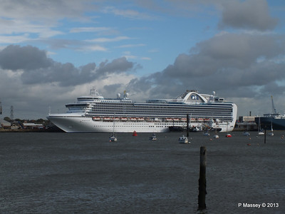CROWN PRINCESS Southampton PDM 28-10-2013 12-45-18