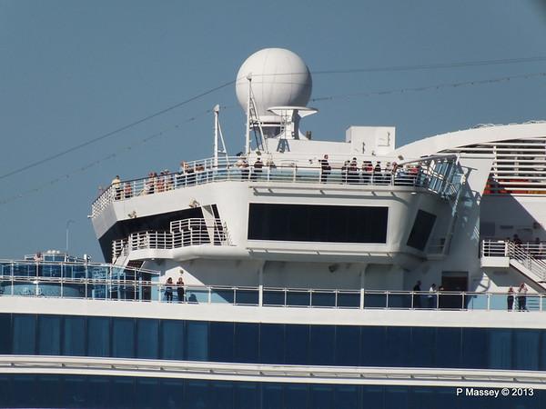 CROWN PRINCESS Departing Southampton PDM 29-06-2013 17-39-38
