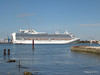 CROWN PRINCESS Departing Southampton PDM 29-06-2013 17-40-04