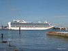 CROWN PRINCESS Departing Southampton PDM 29-06-2013 17-40-09