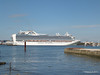 CROWN PRINCESS Departing Southampton PDM 29-06-2013 17-40-12