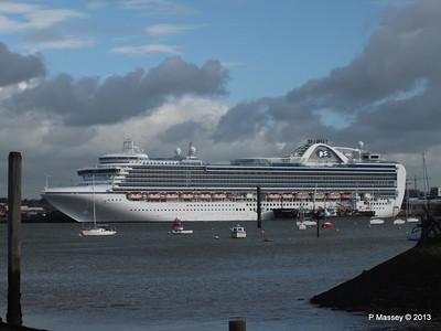 CROWN PRINCESS Southampton PDM 28-10-2013 12-43-55