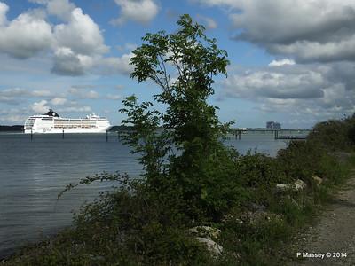 MSC OPERA Departing Southampton PDM 24-05-2014 16-59-50
