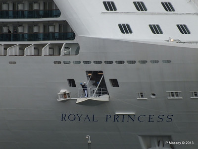 ROYAL PRINCESS Southampton PDM 07-06-2013 11-37-52