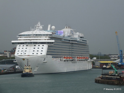 ROYAL PRINCESS Southampton PDM 07-06-2013 11-36-16