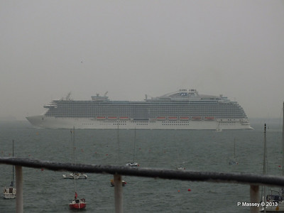 ROYAL PRINCESS Cowes PDM 07-06-2013 10-08-16