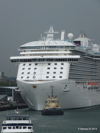 ROYAL PRINCESS Southampton PDM 07-06-2013 11-36-28