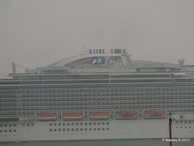 ROYAL PRINCESS Cowes PDM 07-06-2013 10-08-26