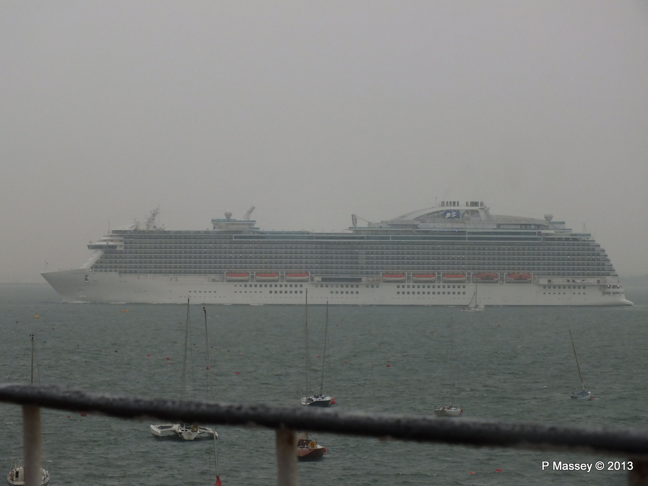 ROYAL PRINCESS Cowes PDM 07-06-2013 10-08-13