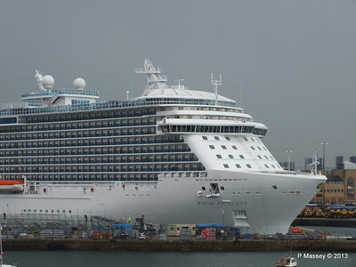 ROYAL PRINCESS Southampton PDM 07-06-2013 11-37-57