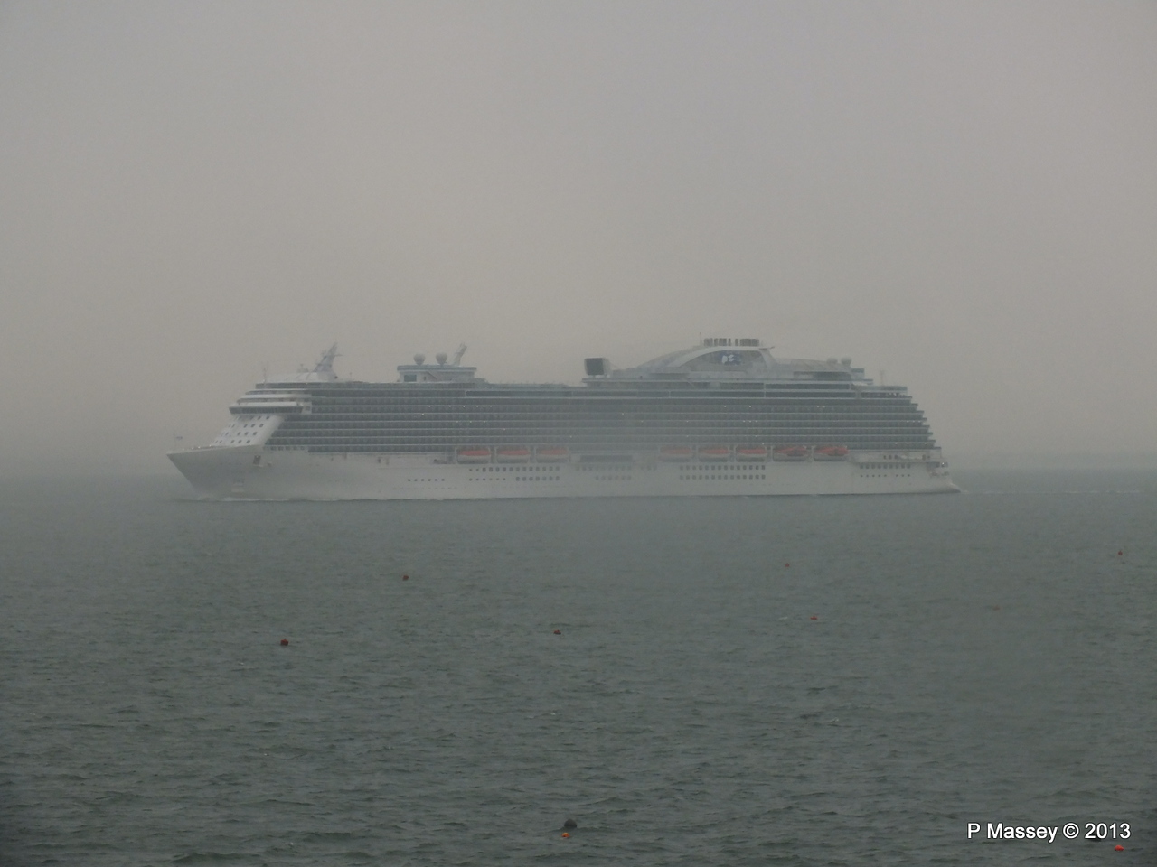 ROYAL PRINCESS Cowes PDM 07-06-2013 10-04-49