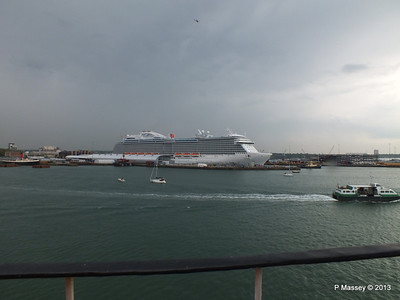 ROYAL PRINCESS Southampton PDM 07-06-2013 11-38-14