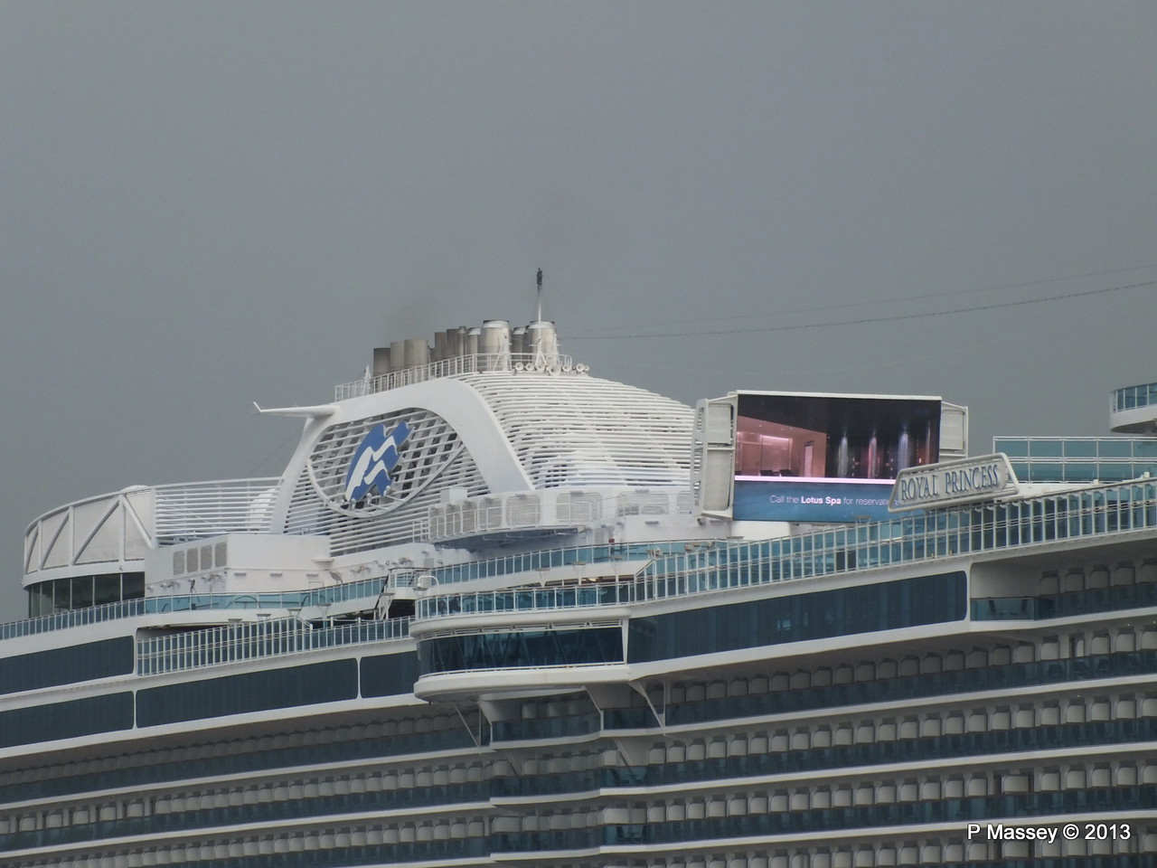 ROYAL PRINCESS Southampton PDM 07-06-2013 11-37-33