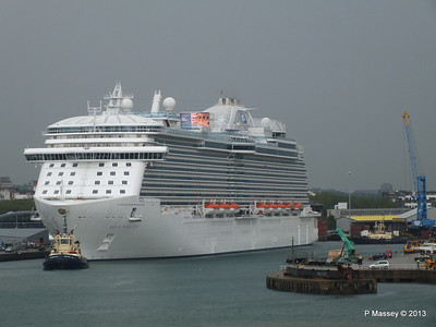 ROYAL PRINCESS Southampton PDM 07-06-2013 11-36-10