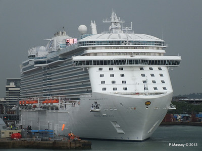 ROYAL PRINCESS Southampton PDM 07-06-2013 11-37-11
