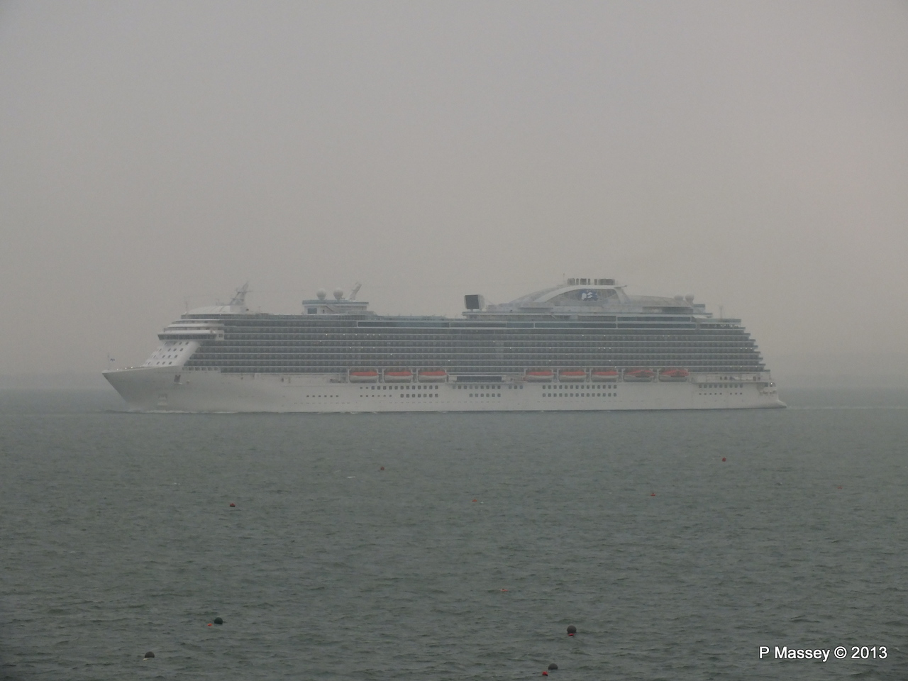 ROYAL PRINCESS Cowes PDM 07-06-2013 10-05-23