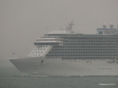 ROYAL PRINCESS Cowes PDM 07-06-2013 10-05-30