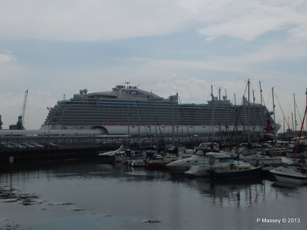 ROYAL PRINCESS Southampton PDM 07-06-2013 12-02-40