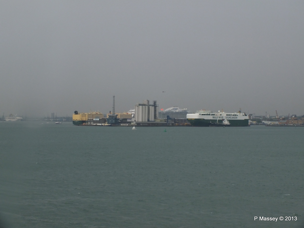 ROYAL PRINCESS behind others PDM 07-06-2013 11-30-30