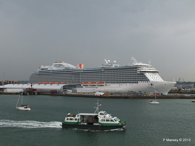 ROYAL PRINCESS Southampton PDM 07-06-2013 11-38-07