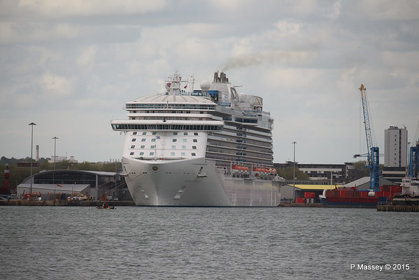 ROYAL PRINCESS Southampton PDM 09-05-2015 16-55-54