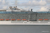 ROYAL PRINCESS Departing Southampton PDM 09-05-2015 17-47-12