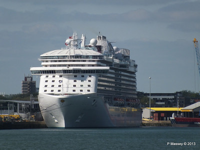 ROYAL PRINCESS Southampton PDM 09-06-2013 16-47-50
