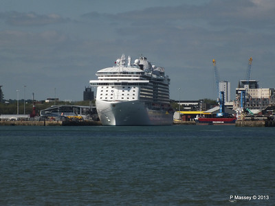 ROYAL PRINCESS Southampton PDM 09-06-2013 16-32-16