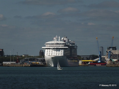 ROYAL PRINCESS Southampton PDM 09-06-2013 16-34-13