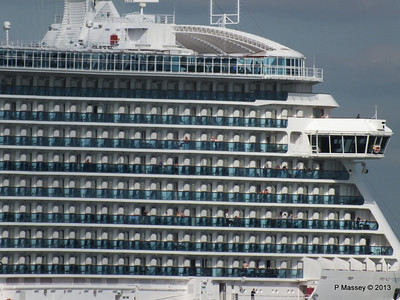 ROYAL PRINCESS Departing Southampton PDM 09-06-2013 17-24-06