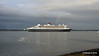 Rainbow QM2 Remastered Departing Southampton for New York PDM 23-06-2016 20-14-00